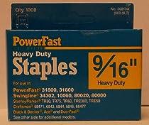 2,496-Pack Arrow Fastener 65SIP Genuine HT65 3//4-Inch Staples