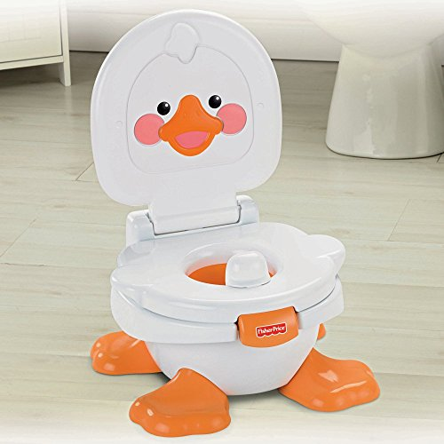 Cow Baby Potty with Backrest
