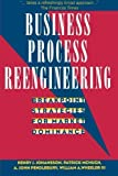 img - for Business Process Reengineering: Breakpoint Strategies for Market Dominance by Henry J. Johansson (1994-10-03) book / textbook / text book
