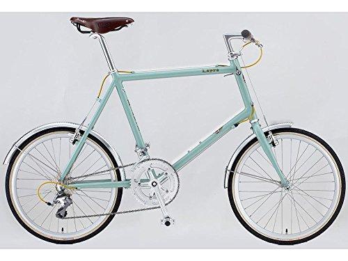 ビアンキ(BIANCHI) CYCLE 2016 MINIVELO-10 フラットバー (2x10s) ミニベロバイク チェレステクラシコ 52