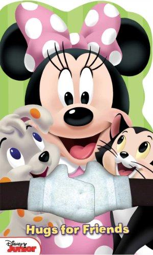 Disney Minnie Mouse Hugs for Friends: A Hugs Book