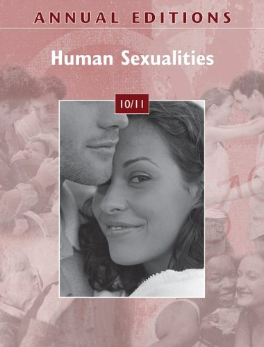 Annual Editions: Human Sexualities 10/11