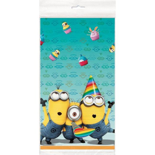 Despicable-Me-Plastic-Tablecloth-84-x-54