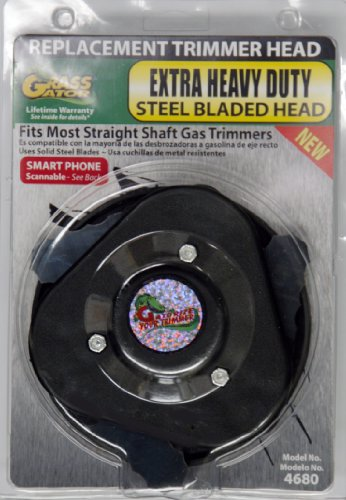 Grass Gator 4680 Brush Cutter Extra Heavy Duty Replacement Trimmer Head (Weed Eater Head compare prices)