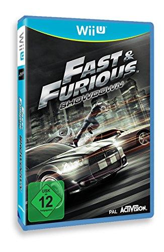 Fast & Furious Showdown [Nintendo Wii U]