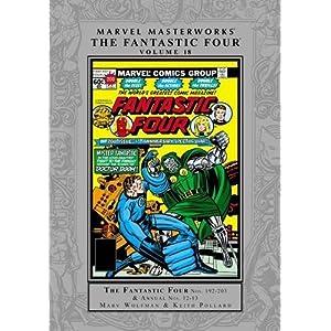 Marvel Masterworks: The Fantastic Four Vol. 18