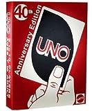 UNO UNO 40th Anniversery Edition Card Game