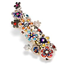 Seeka Bright Blossoms Mezuzah from The Artazia Collection M0932