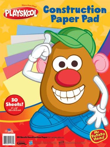 Playskool Construction Pad, 30 Sheet