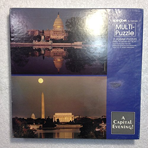 A Capital Evening Jigsaw Puzzle