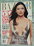 img - for Harper's Bazaar Magazine October 2003, Catherine Zeta-Jones on cover, 537 new looks, 100 Great Bags & Shoes, How to get perfect skin book / textbook / text book