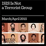 ISIS Is Not a Terrorist Group | Audrey Kurth Cronin