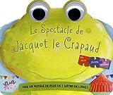 echange, troc Valliere - Le spectacle de Jacquot le crapaud