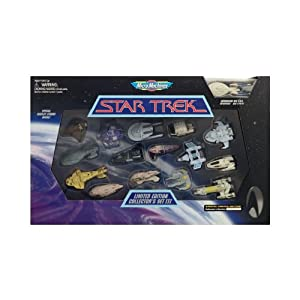 Micro Machines Star Trek Limited Edition Collector's Set III