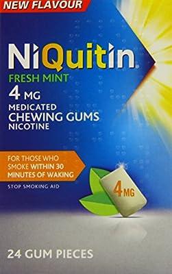 Niquitin CQ Chewing Gum 4mg