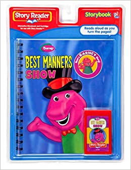 Barney's Best Manners Show (Story Reader): 9781412701532: Amazon.com