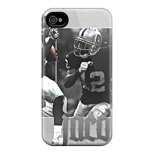Case Cover Oakland Raiders/ Fashionable Case For Iphone 4/4S