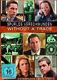Without a Trace - Spurlos verschwunden: Die komplette zweite Staffel [4 DVDs]