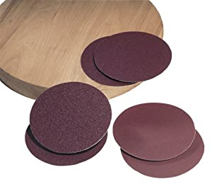 Delta 31-082 5De Self-Adhesive Sanding Disc (2-pack)