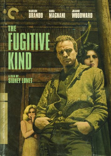 Cover art for  Fugitive Kind (The Criterion Collection)
