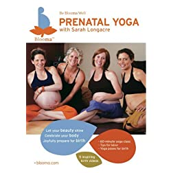 Be Blooma Well: Prenatal Yoga + More