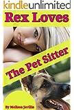 Rex Loves the Pet Sitter: A Young Girls Rough Bare Bottom Discipline