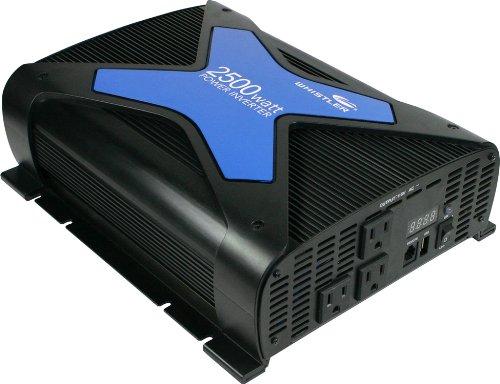 Whistler Pro-2500W 2,500 Watt Power Inverter