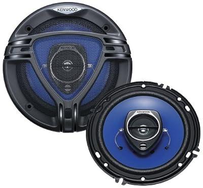 Kenwood KFC-M 1632 A 160mm 3-Wege-Lautsprecher (250 Watt) blau von KENWOOD auf Reifen Onlineshop