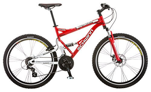 Schwinn-Protocol-10-Mens-Dual-Suspension-Mountain-Bike-26-Inch-Wheels