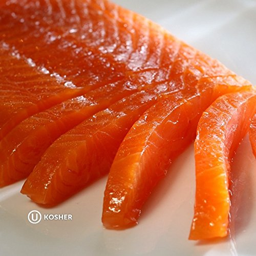 Cold Smoked Whole Salmon Fillet (4.0 Lb.)