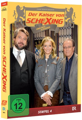 Der Kaiser von Schexing - Staffel 4 [2 DVDs]