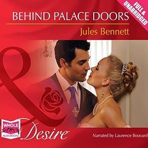 Behind Palace Doors Audiobook