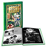 1951 What a Year It Was Book Nostalgic 60th Birthday Gift or 60th Wedding Anniversary Gift
