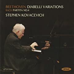 Beethoven: Diabelli Variations - Bach: Partita No.4