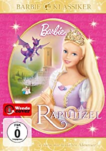 Barbie als: Rapunzel