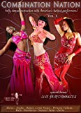 Combination Nation Vol 1: Belly Dance Instruction with America's Hottest Performers