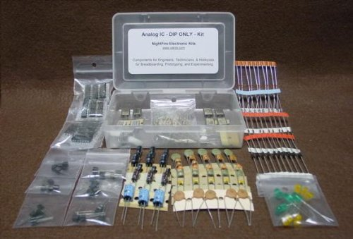 Nightfire Analog Ics Design Kit #1