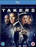 Takers [Blu-ray] [2011] [Region Free]