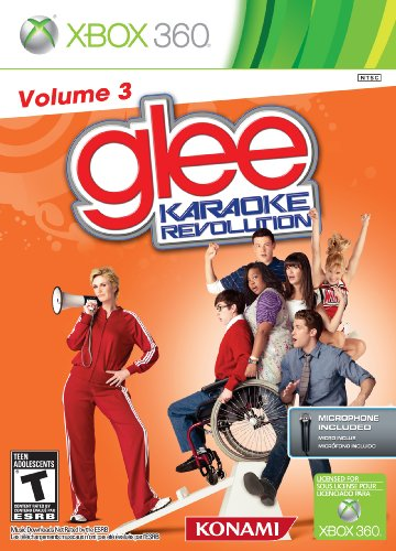 51vXdZaP9iL Cheap  Karaoke Revolution Glee: Volume 3 Bundle