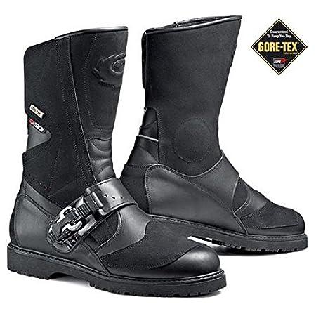 Nouvelles bottes de moto Sidi Canyon Goretex noir