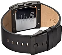 APUS Alpha Red Star OLED Watch for Him Second Time Zone