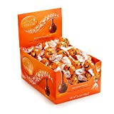 Lindt LINDOR Halloween Milk Chocolate Truffles 60 Count Box