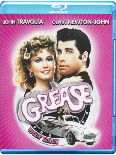Grease (rockin' edition) [Blu-ray] [IT Import]