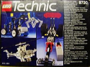 LEGO Technic 9v Electric Motor Set 8720