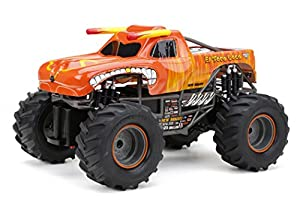 Amazon.com: New Bright F/F Monster Jam El Toro Loco RC Car (1:15 Scale