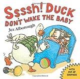 Ssssh! Duck, Don't Wake the Baby (0007243561) by Alborough, Jez
