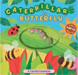 img - for Caterpillar to Butterfly: A Colorful Adventure book / textbook / text book