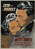 Dark Victory Poster Movie Danish 11×17 Bette Davis George Brent Humphrey Bogart Geraldine Fitzgerald