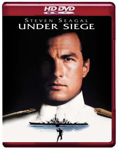 Cover art for  Under Siege [HD DVD]