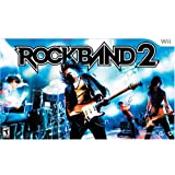 Wii Rock Band 2 Special Edition ~ MTV Games